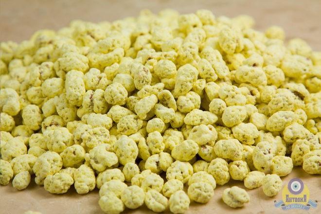 Анталия арахис в сахаре лимонный